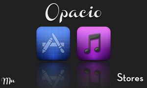 WIP Opacio Stores by MitchNied