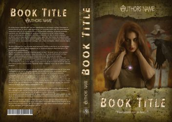 Book Cover Challenge - Lana 5 by Quijuka