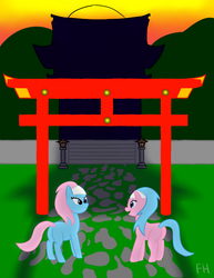 Latest WIP on  Aloe and Lotus by FlashHeal44
