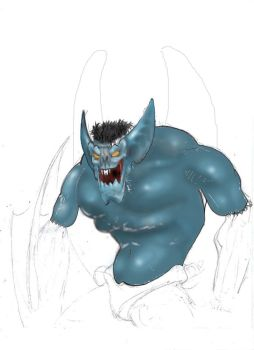 Raziel's Mutation WIP by the-joe