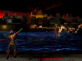 Ermac's Inner Workings Fatality by blacksaibot