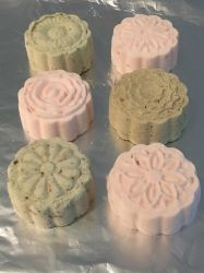 Moon Cakes by jacquelynmathis