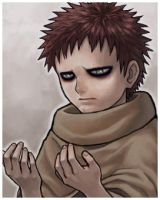 Young Gaara by Sandfreak