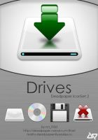 Drives - Deadpaper IconSet 2 by mtFr0st