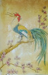 Year of the Rooster by chaosia