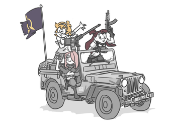 get in losers by cataphractz