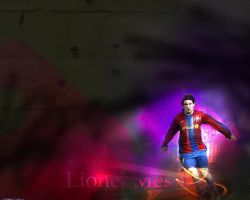 Lionel Messi wallpaper by rokasm