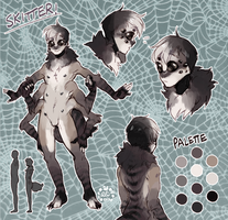 skitter by alpacasovereign