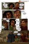 The Impression pg11 Dragonriders of Pern webcomic by MMHudson