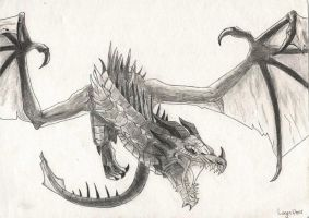 Alduin by Lagerthor