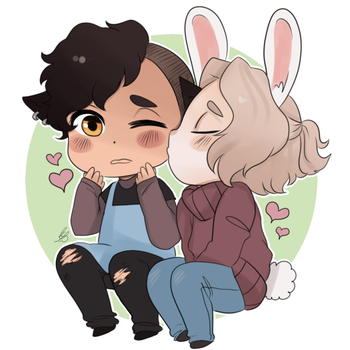 Bun and Wolf by ET-Designs