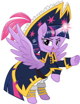 MLP Movie Spoiler - Pirate SpARRRkle by cheezedoodle96
