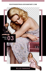 Png Pack 4043 - Elle Fanning by southsidepngs