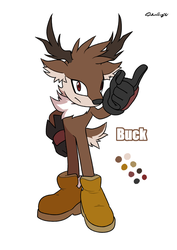 Buck - (For Sale) [Open] by XJohnBoyX