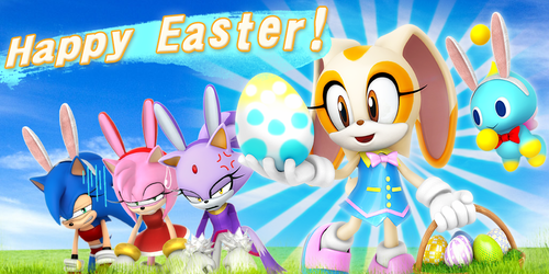 Happy Easter! by Nibroc-Rock