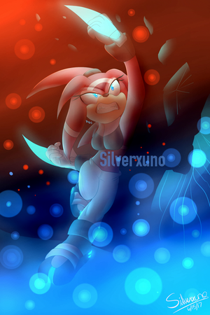 .:Contest Entry:. Power by Silverxuno