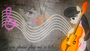 'Can You Please Play Me a Lullaby?' Octavia WP by BlueDragonHans