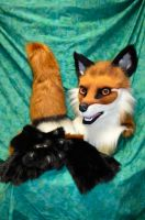 Fox Partial by temperance
