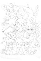 England -Lineart- by lilli-myers123