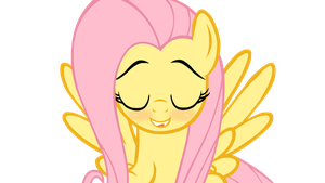 Fluttershy is Satisfied by xHalesx