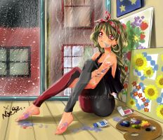 Lluvia by Naesse-19