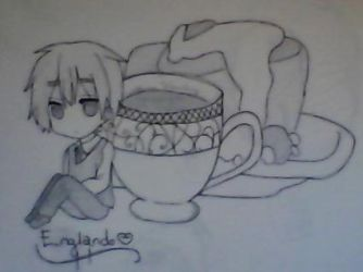 (Re)Iggy Teacup! by ilaughateverything
