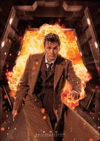 Doctor Who - Titan Comics: The Tenth Doctor 2.9 by willbrooks