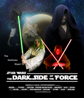 The Dark Side of the Force by EmeraldTokyo