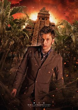 Doctor Who - Titan Comics: The Tenth Doctor 2.13 by willbrooks