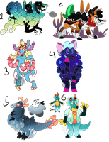 Colorful Adopts OTA 2/6 (PLEASE READ DESCRIPTION) by Grumpyfart