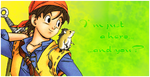 Dragon Quest VIII Hero by Gidan21