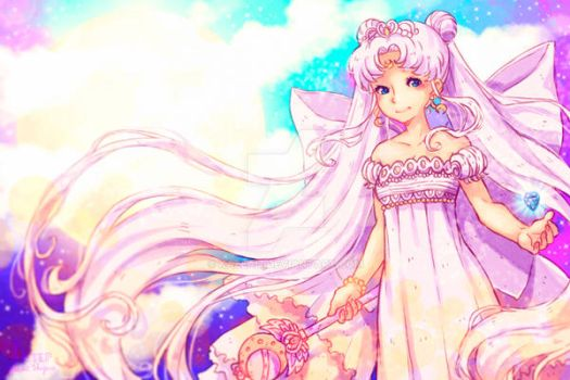 Neo Queen Serenity (Sailor Moon Crystal) by KazeAi7