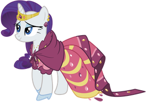 Rarity Gala Dress by PhilipTomkins