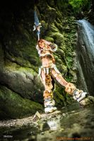 Leopard Nidalee Cosplay - LOL by Sbabby