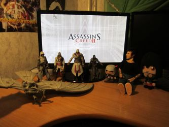 Assassin`s Creed collection by lizathehedgehog