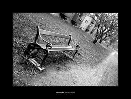 Lonely Bench by electricnet