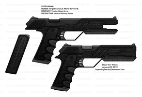 Syer-336 Redesign Final 'M6 Variant' by The-Xie
