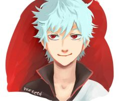 Gintoki by ppurifieed