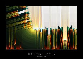 Digital City by Funygrl