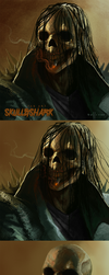 Skull Process by Sullyman