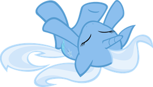 Trixie Demands Snuggles by KalleFlaxx