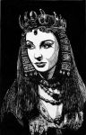 Vivien Leigh as Cleopatra. by ravenscar45