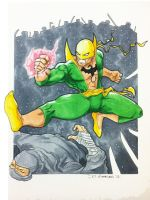 IronFist2012DH by Iconograph
