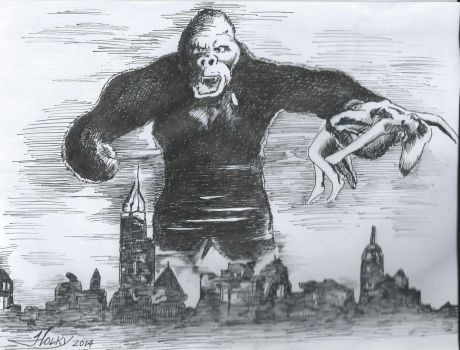 Kong by westernman