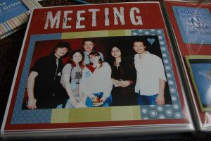 Meet and Greet page by mmmbisto