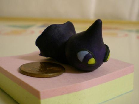 Shuppet by Foureyedalien