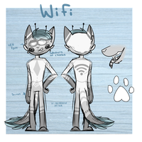 Wifi by GhostTowne