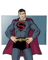 Old School Supes by anthonymarques