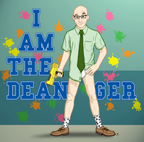 I am the Dean-ger by JMKohrs