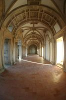 FishEye - Places - Arch by Stock-gallery